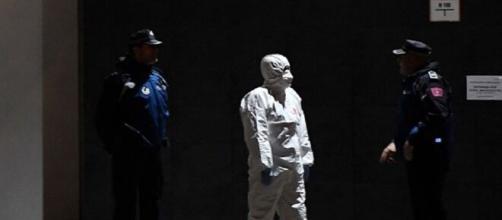 A pandemia covid-19 afeta quase todos os países.