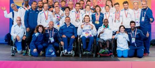 Atletica paralimpica rimandate Paralimpiadi: gli atleti e i tecnici Fispes nazionali