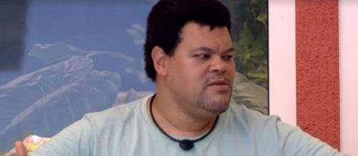Babu afirma que Daniel entrou com foco em Marcela. (Reprodução/TV Globo)