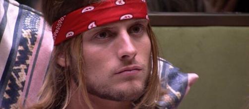 """""""Big Brother Brasil"""": Daniel é o novo eliminado do reality. (Reprodução/TV Globo)"""