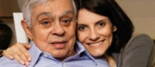 Bruno Mazzeo, filho do comediante Chico Anysio alfineta viúva por conta da herança milionária. (Arquivo Blasting News)