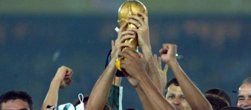 Conquista da Copa do Mundo de 2002. (Arquivo Blasting News)