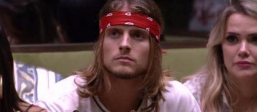 Daniel é eliminado do 'BBB20'. (Reprodução/TV Globo)