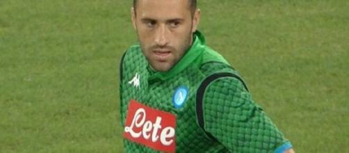 De Laurentiis non concede ad Ospina il permesso di lasciare di Napoli.