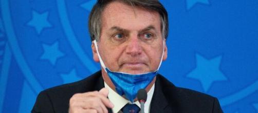 Durante pronunciamento o presidente Bolsonaro sofreu mais um protesto com panelaço. (Arquivo Blasting News)