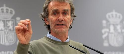 Fernando Simón anunció la posible llegada al pico de contagios por coronavirus.