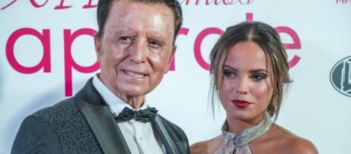 Gloria Camila afirma que su padre José Ortega Cano no está celoso de Antonio Pavón
