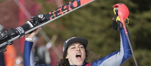 La magica stagione di Federica Brignone, prima italiana di sempre a vincere la Coppa del mondo di sci alpino