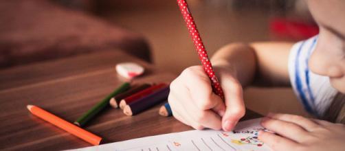 L'école à la maison est très importante. Credit : Pexels/Pixabay