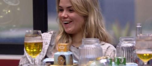 Marcela conversa com sisters e revela receio no 'BBB20'. (Reprodução/TV Globo)
