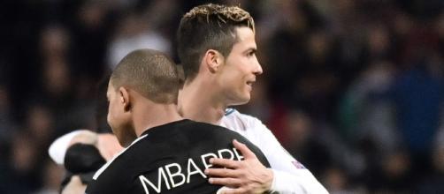 Mercato PSG : Ronaldo pour 'séduire' Mbappé, le 'rêve' de Paris (Crédit instagram/psg)