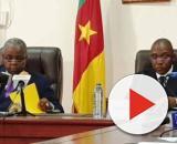 Conférence de presse conjointe Mincom-Minsanté du 25 mars 2020 à Yaoundé (c) Mincom