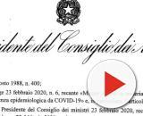 Coronavirus, firmato nuovo decreto - agricultura.it