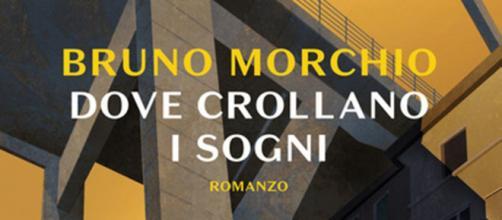 Bruno Morchio, libro 'Dove crollano i sogni'.