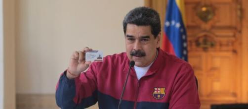 Casa Branca quer a prisão de Maduro. (Arquivo Blasting News)