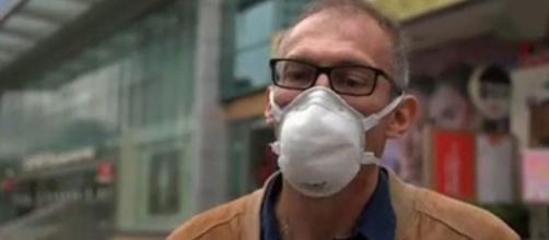 Coronavirus : pour un médecin français basé en Chine les mesures de confinement ne fonctionne pas. Credit : France 2