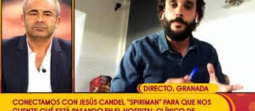 El polémico médico Jesús Candel ha vuelto a tener un enfrentamiento con Jorge Javier
