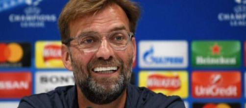 Jurgen Klopp, tecnico del Liverpool.