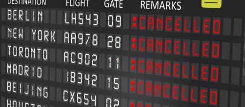 Los compañías aéreas siguen cancelando sus vuelos| Vuelos, Viaje avion y Viajes - pinterest.com