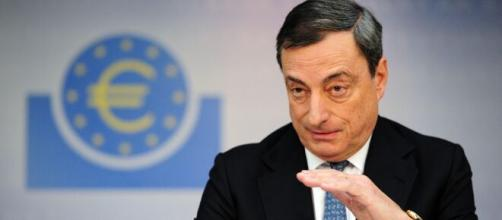 Mario Draghi rilascia un'intervista al Financial Times