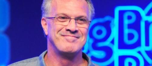 O apresentador Pedro Bial é do signo de Áries. (Reprodução/TV Globo)