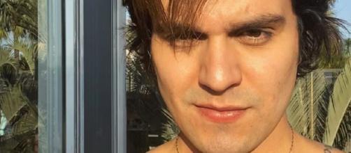 O cantor Luan Santana resolveu tirar a barba por causa do covid-19. (Reprodução/ Instagram/ @luansantana)