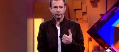 Tiago Leifert apresneta o 'BBB 20'. ( Reprodução/TV Globo )