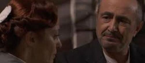 Una vita, anticipazioni Spagna. Carmen prende le difese di Ramon dopo la sua scarcerazione.