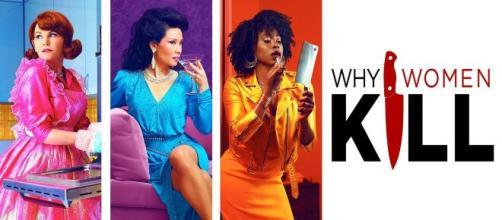 Why women kill : une série qui démarre fort sur M6. Credit : CBS