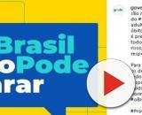 Governo Bolsonaro prepara campanhas para reativar trabalhos no país. (Reprodução/Instagram/@governodobrasil)