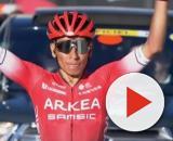 La vittoria di Quintana al Tour de la Provence.