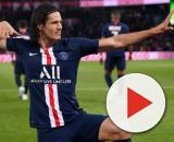 Mercato : le Real Madrid se positionne sur Edinson Cavani. Credit : Instagram/psg