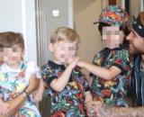 Sergio Ramos y Pilar Rubio celebran los 2 años de su hijo Alex.