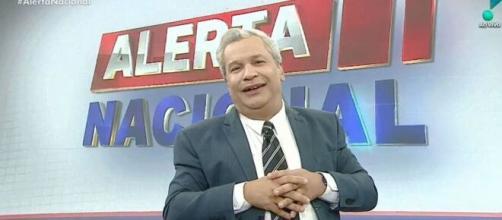 'Alerta Nacional' ficou em quarto lugar. (Reprodução/Rede TV!)