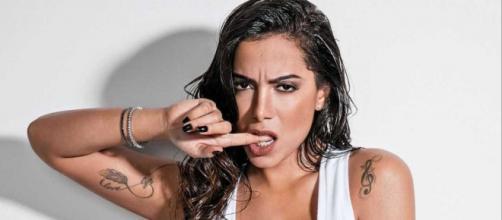 Anitta fala sobre dinheiro. (Arquivo Blasting News)