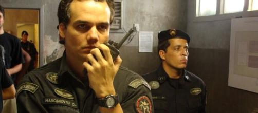 Atores do filme 'Tropa de Elite 2'. (Arquivo Blasting News)