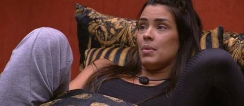'BBB20': Ivy afirma que Babu é a pessoa que tem menos contato no reality. (Reprodução/TV Globo)