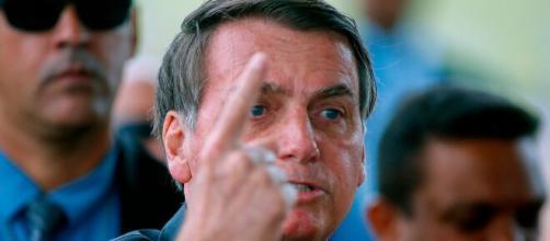 Bolsonaro fala sobre o brasileiro e faz alusão a imunidade contra coronavírus. ( Arquivo Blasting News )
