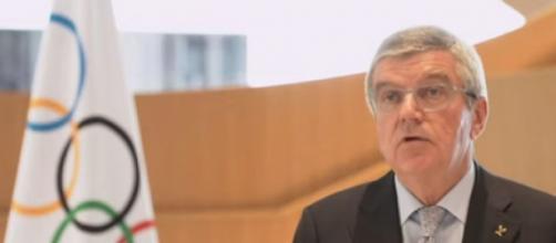 Coronavirus: Tokyo Olympics 2020 postponed until next year. [Image source/ITV News YouTube video]