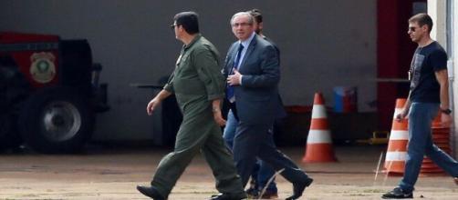 Eduardo Cunha irá cumprir prisão domiciliar após avanço do coronavírus. (Arquivo Blasting News)