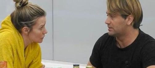 GF Vip, Patrick nega di aver ricevuto le scuse di Zequila: 'Ha mentito non è vero niente'.