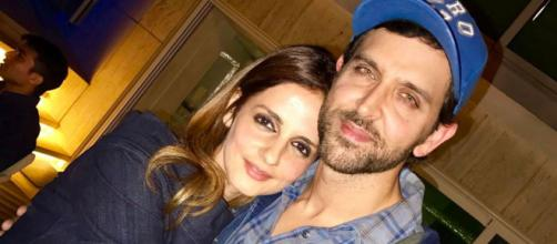 Hrithik Roshan and Sussanne Khan move in for sons take care (Image via BollywoodInsta/ Youtube)