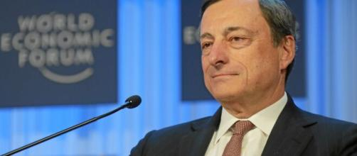 I media discutono di un possibile governo Draghi.