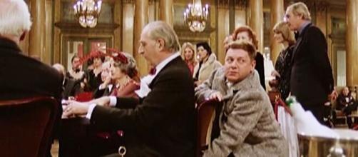 """Il 27 marzo 1975 usciva nei cinema """"Fantozzi"""", film con Paolo Villaggio destinato a diventare un vero e proprio cult."""