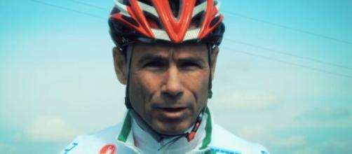 Il CT della nazionale di ciclismo Davide Cassani