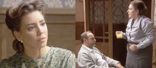 Il Segreto, trame Spagna: Francisca si oppone alle cure per Raimundo, Emilia contraria.