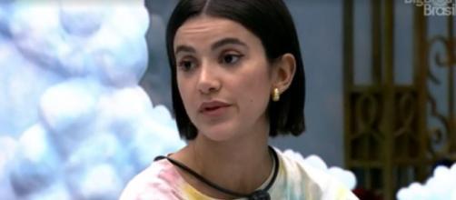 Manu fala com Gabi e Rafa. ( Reprodução/TV Globo )