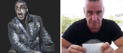 Vocalista de Rammstein é internado com coronavírus (Arquivo Blasting News)
