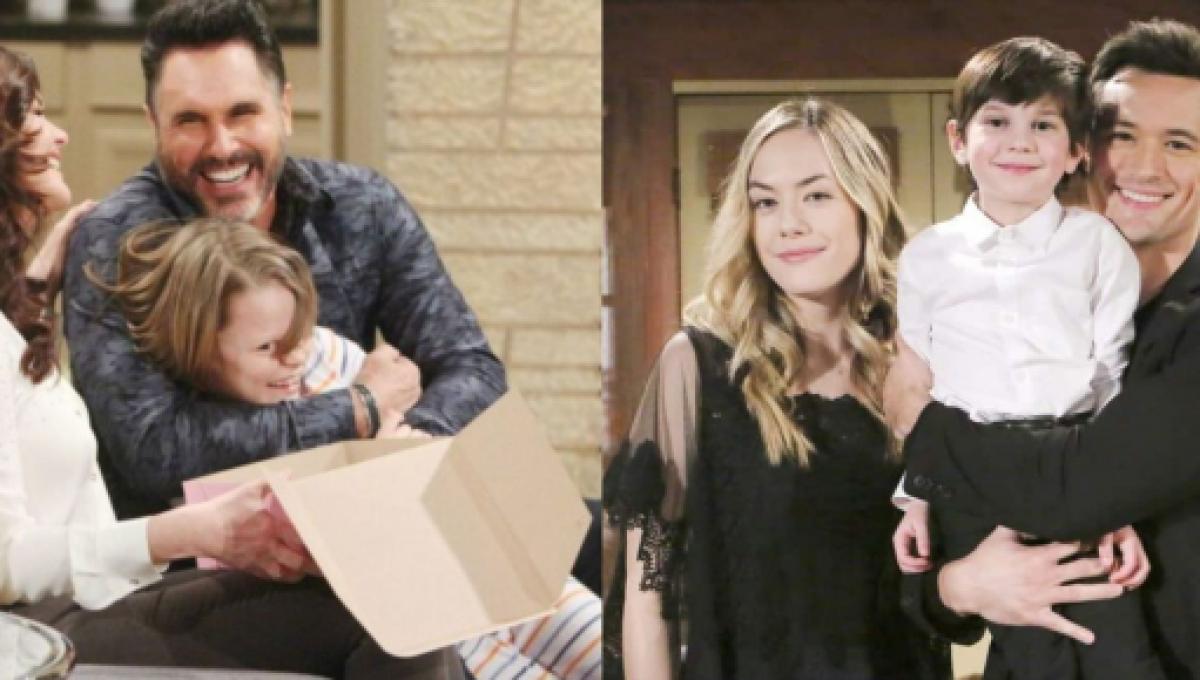Beautiful, trame al 4 aprile: Bill e Katie si amano ancora, Hope ...