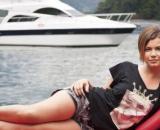 """Milena Toscano foi uma das atrizes da novela """"Fina Estampa"""" que sumiu da Rede Globo. (Arquivo Blasting News)"""